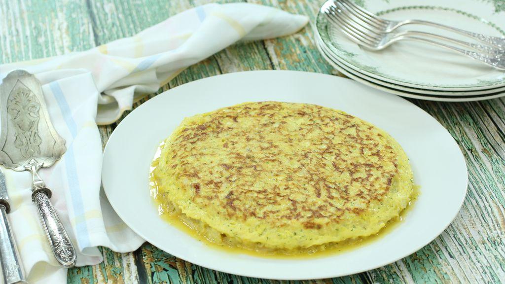 Tortilla de bacalao de 'Robin Food'