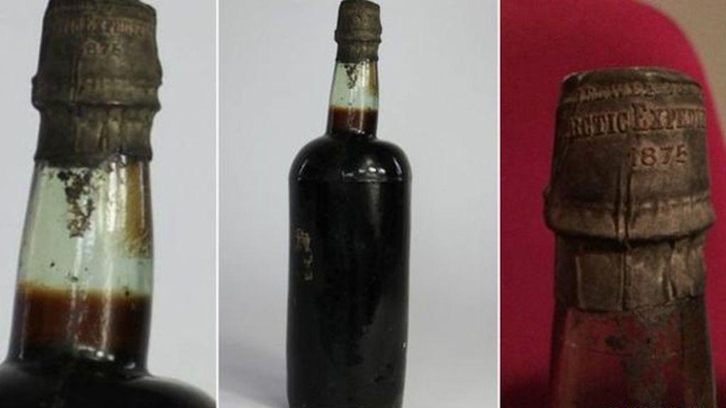 Venden botella de cerveza de 140 años por más de 4.500 euros