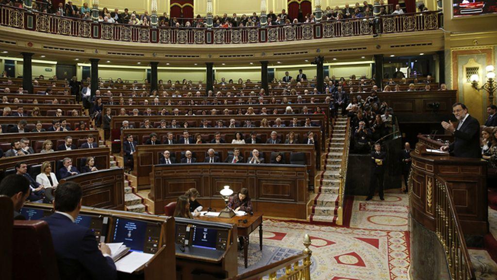 Discurso de réplica de Rajoy a Sánchez en el Congreso de los Diputados