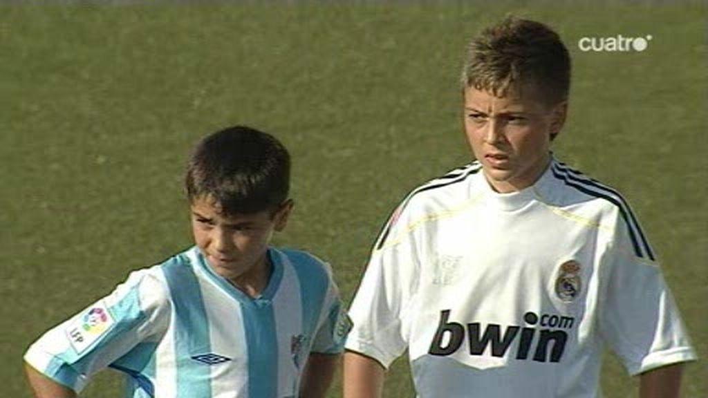 Fútbol 7: El Real Madrid remonta al Málaga y ya está en semifinales