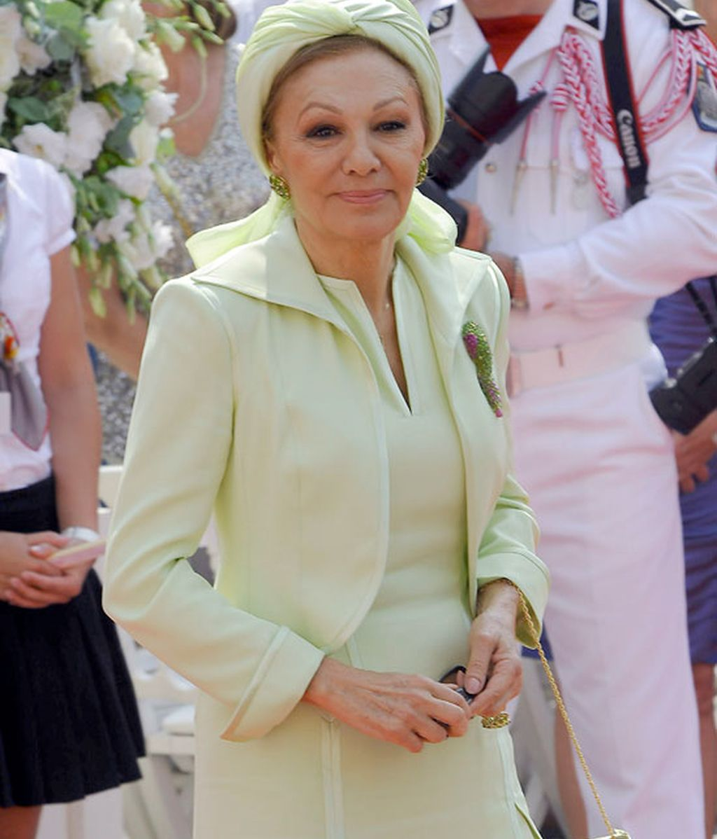 Los invitados al enlace religioso en Mónaco