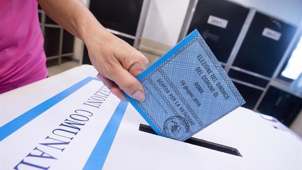 Segunda vuelta Elecciones Municipales Italia