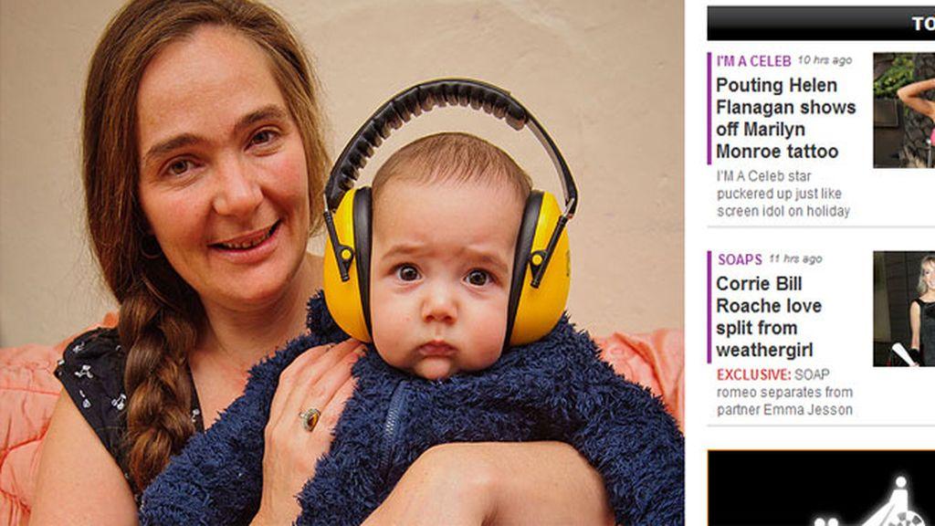 Madre fiestera que llevó a su bebé de rave