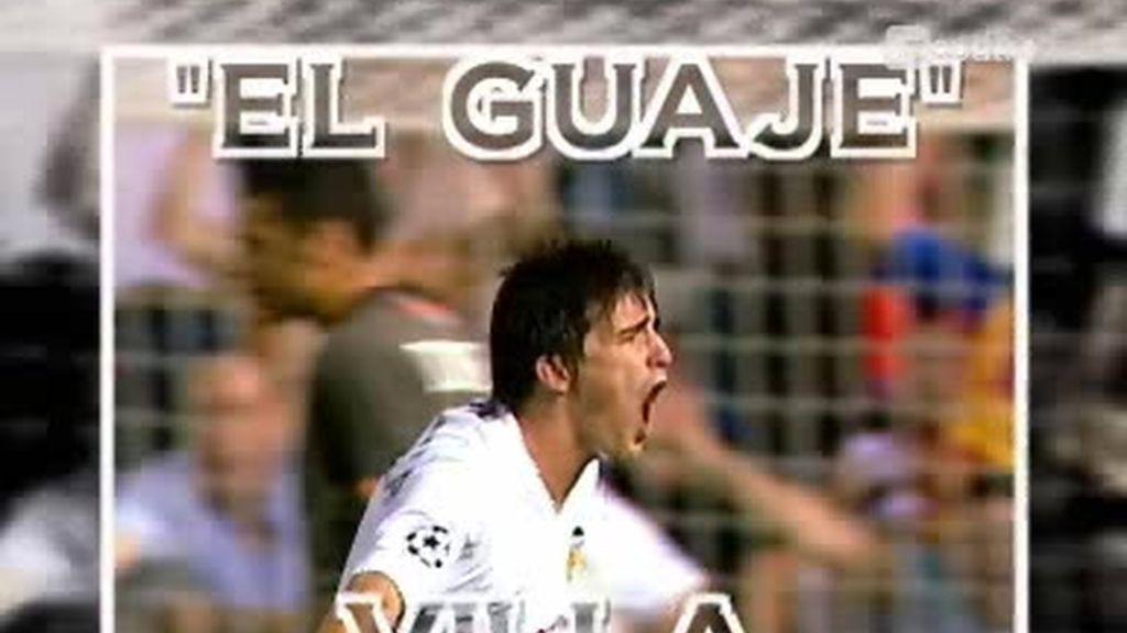Villa sería el primero de una larga lista para españolizar el Real Madrid