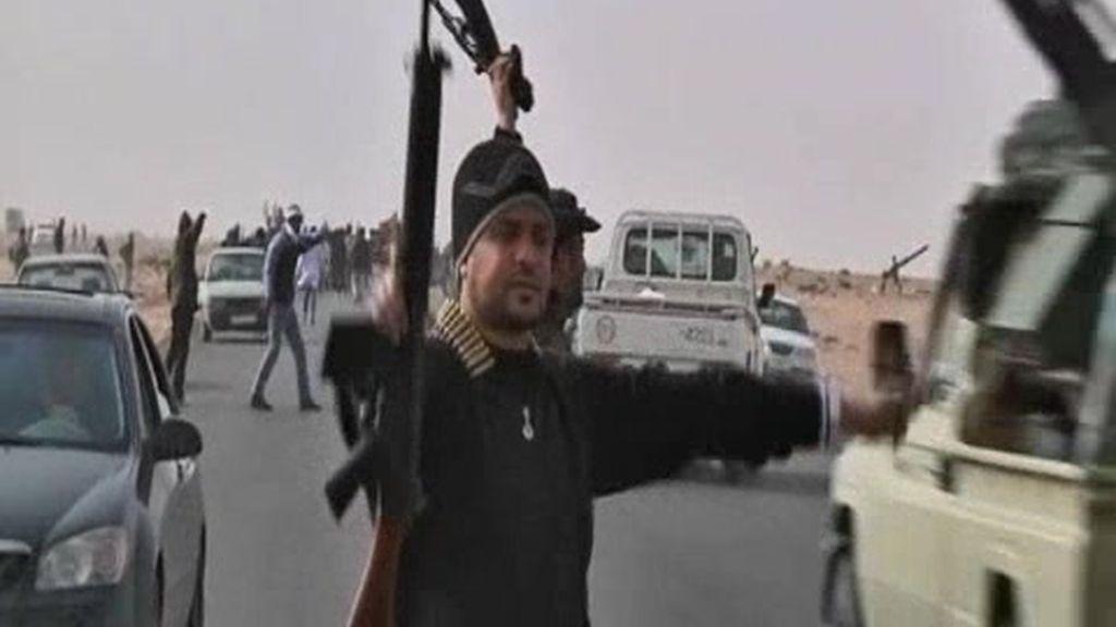 Los combates se endurecen en Libia