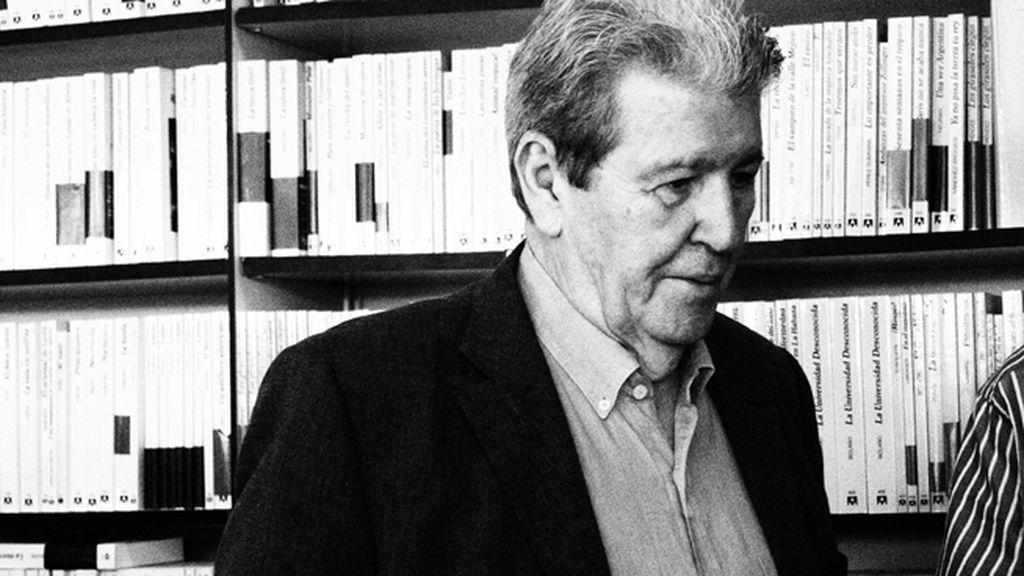 Jorge Herralde, alma de Anagrama