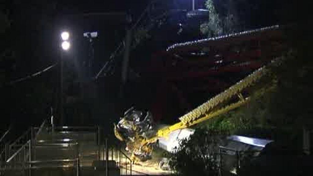 El parque de atracciones Tibidabo cierra sus puertas en señal de luto