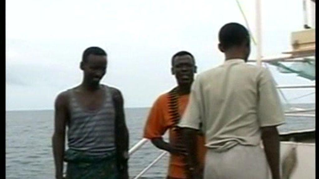 Los piratas del 'Marqués de la Ensenada' ya están en Kenia