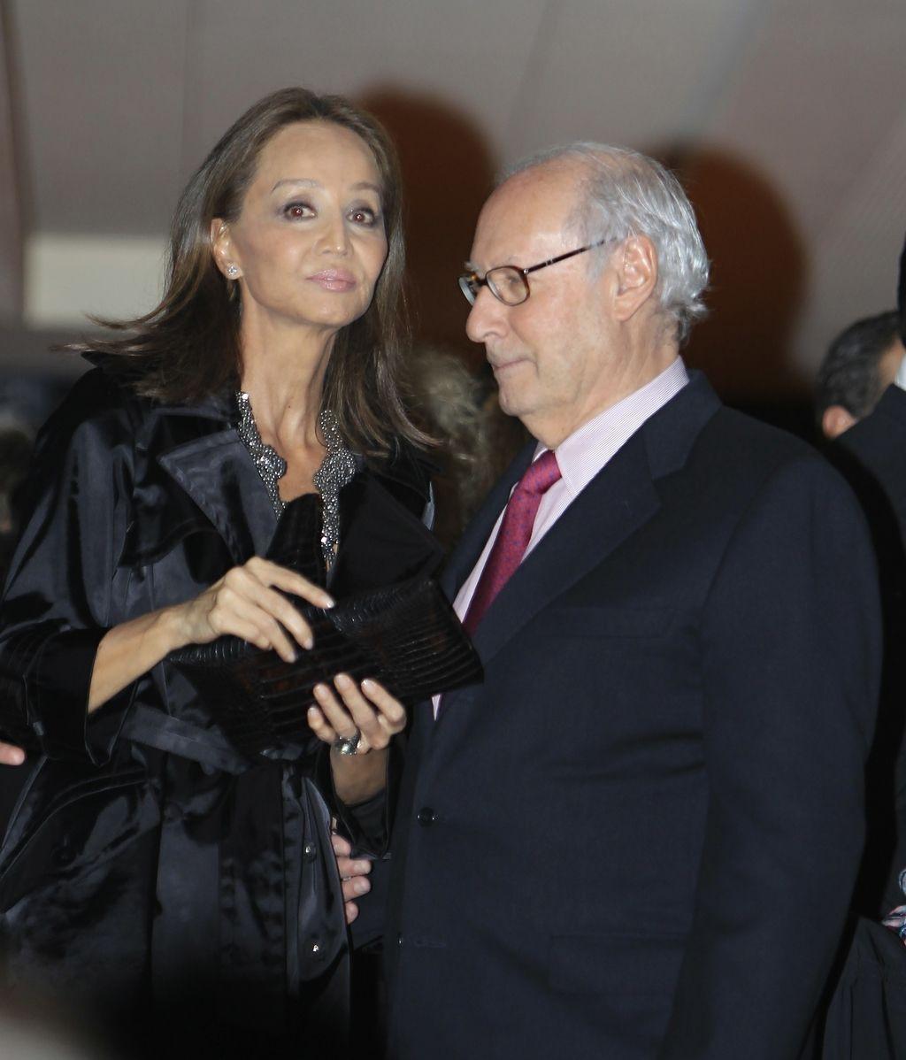 Miguel Boyer e Isabel Preysler