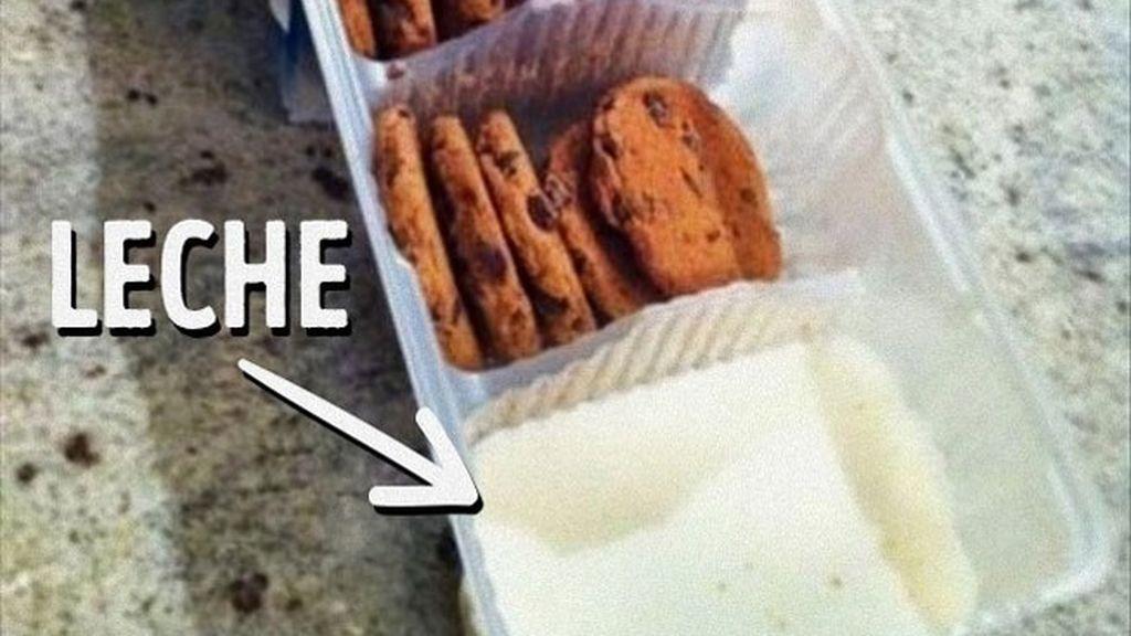 Saca el doble provecho del paquete de galletas