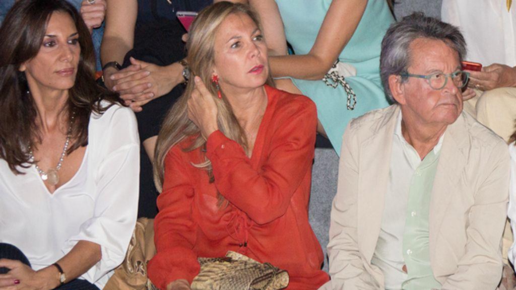 Front row R. Torretta pv16