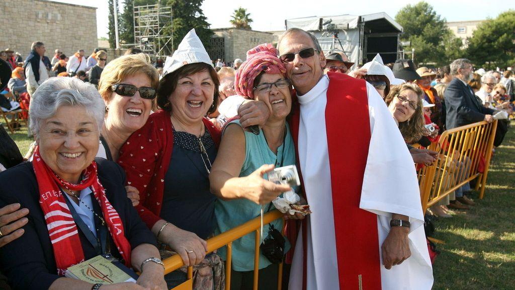Beatificación en TArragona. Foto: EFE