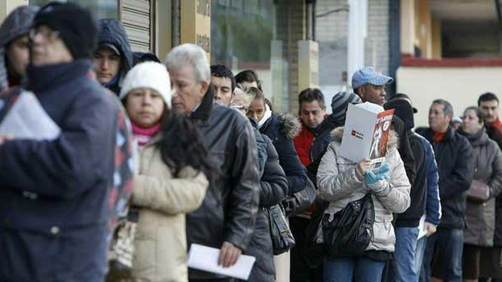 La Seguridad Social pierde 5.849 afiliados extranjeros en octubre