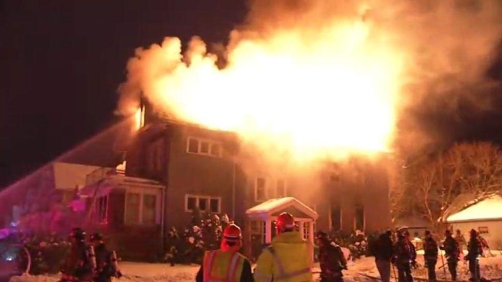 Incendio en Buffalo