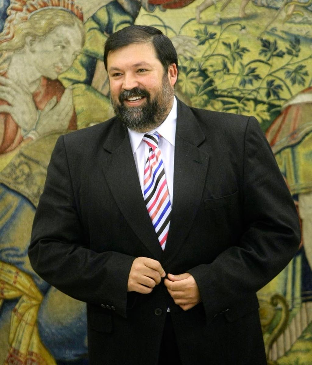 Francisco Caamaño - Ministro de Justicia