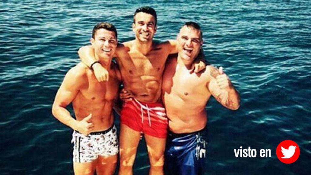 Las vacaciones de Cristiano Ronaldo