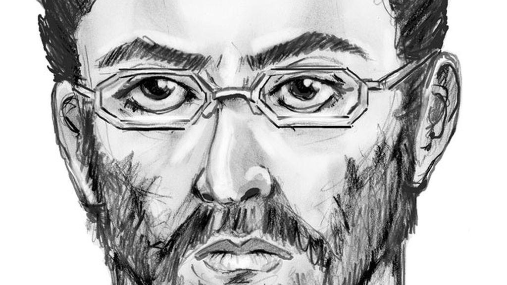 Éste el aspecto del asesino del imán y su ayudante en Nueva York