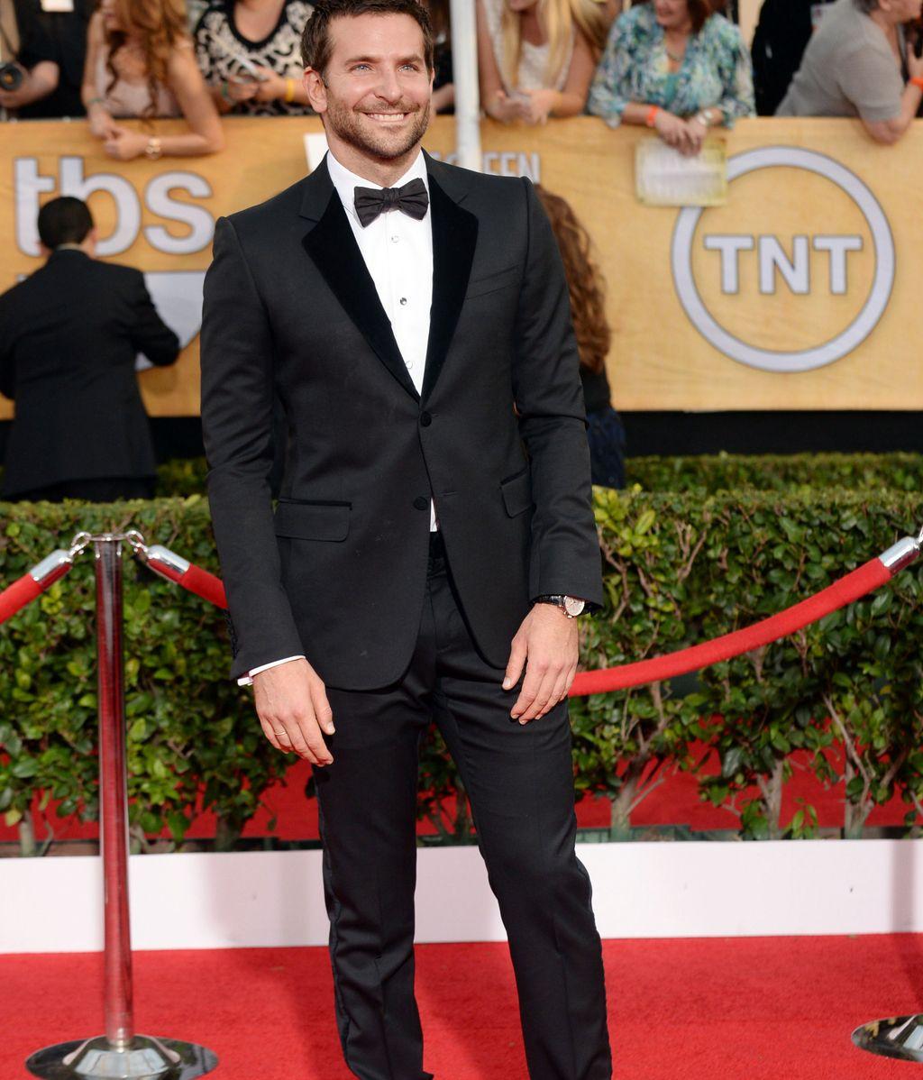Bradley Cooper, uno de los triunfadores de la noche