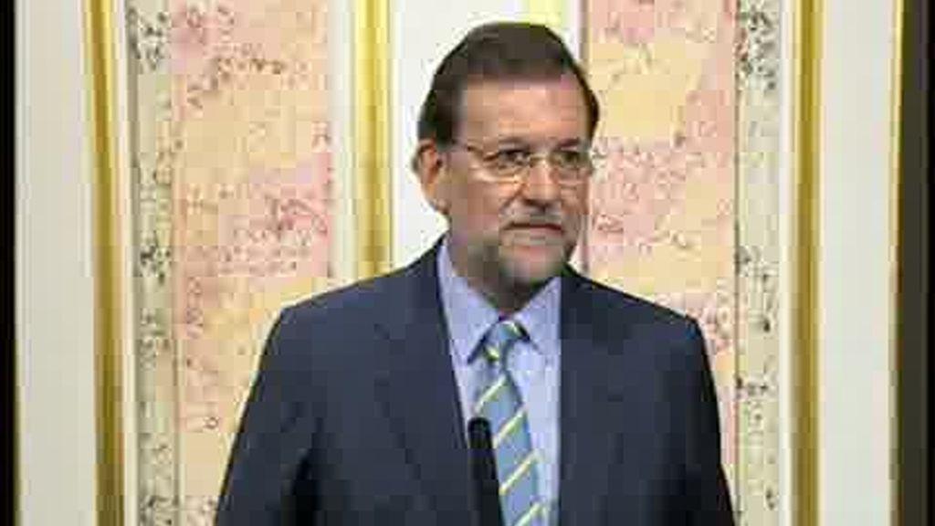 Rajoy recusará a los ministros