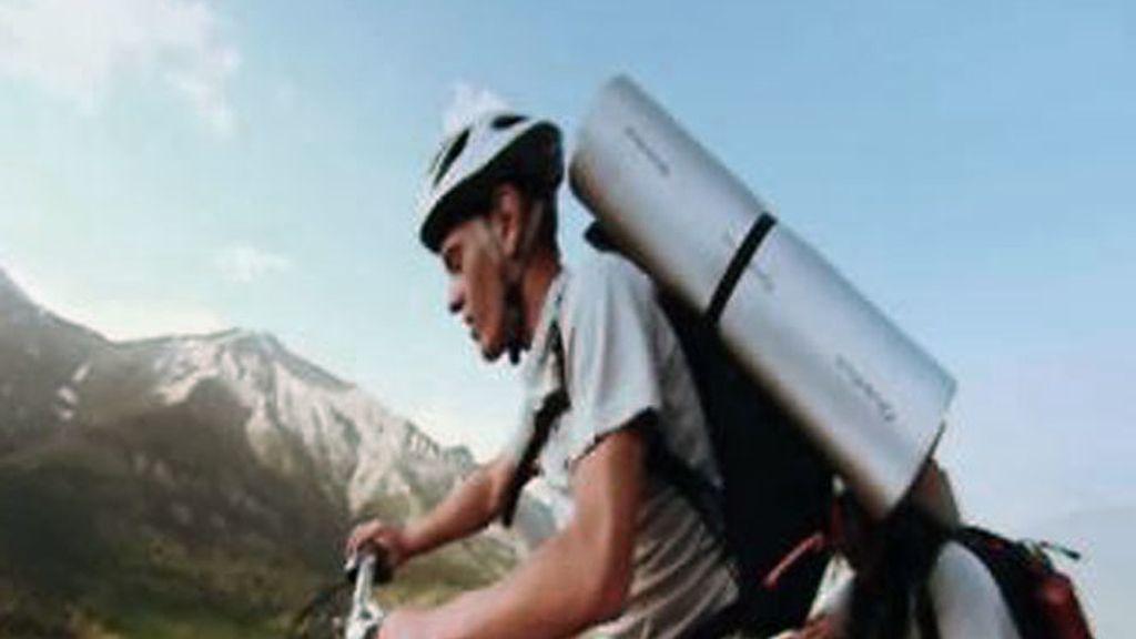 En bici-tándem