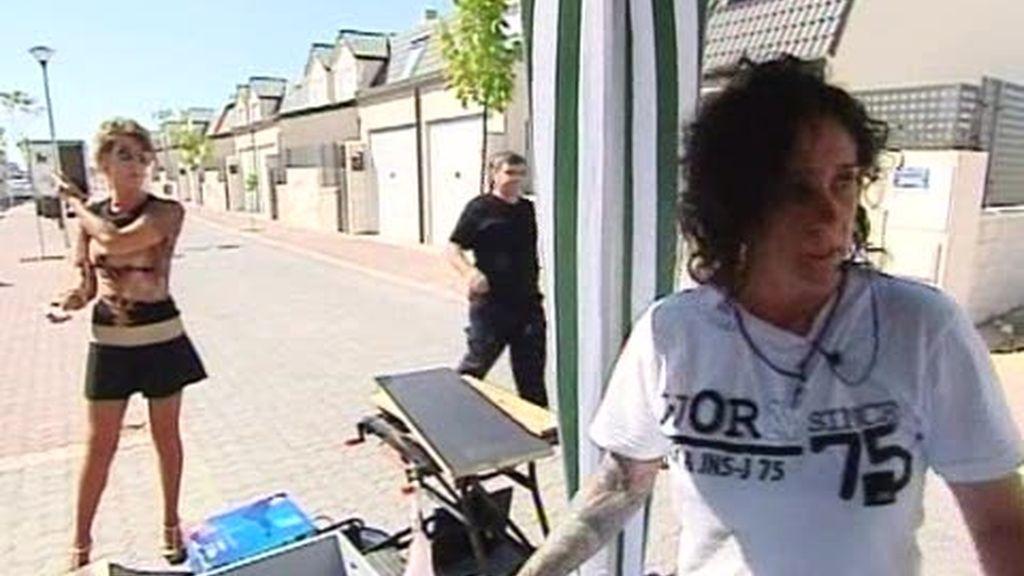 Tensión y mal rollo entre Gema García y Raquel Chamorro