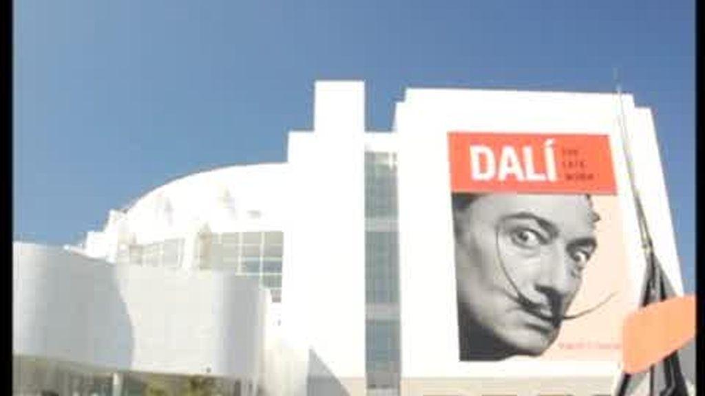 Exposición de Dalí en Atlanta