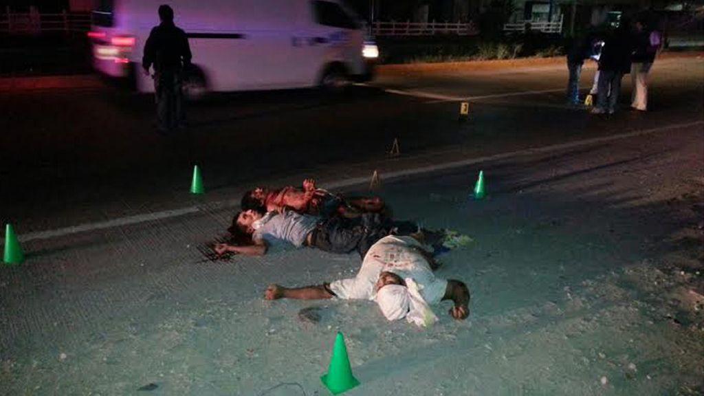 Encuentran siete cadáveres en la ciudad mexicana de Chilpancingo