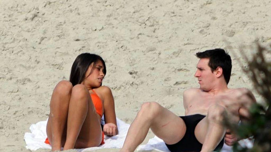 Así es Antonella Roccuzzo, la hasta ahora novia de Leo Messi