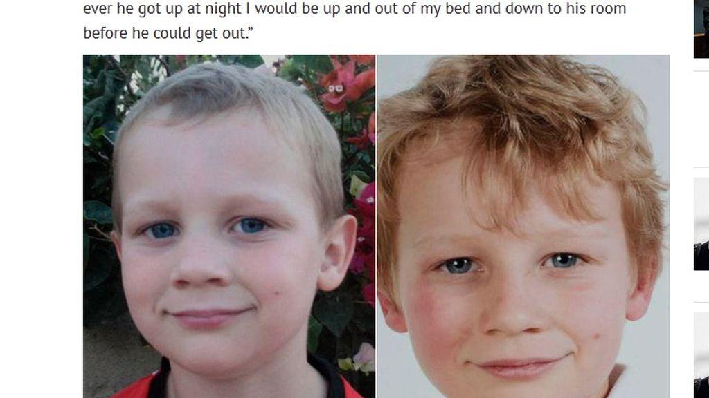 JJ tiene 9 años y un largo historial de agresiones a su madre