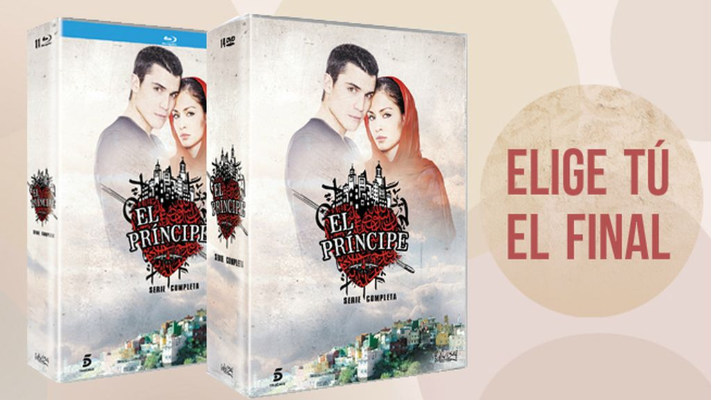 El Príncipe DVD y Blu Ray elige el final