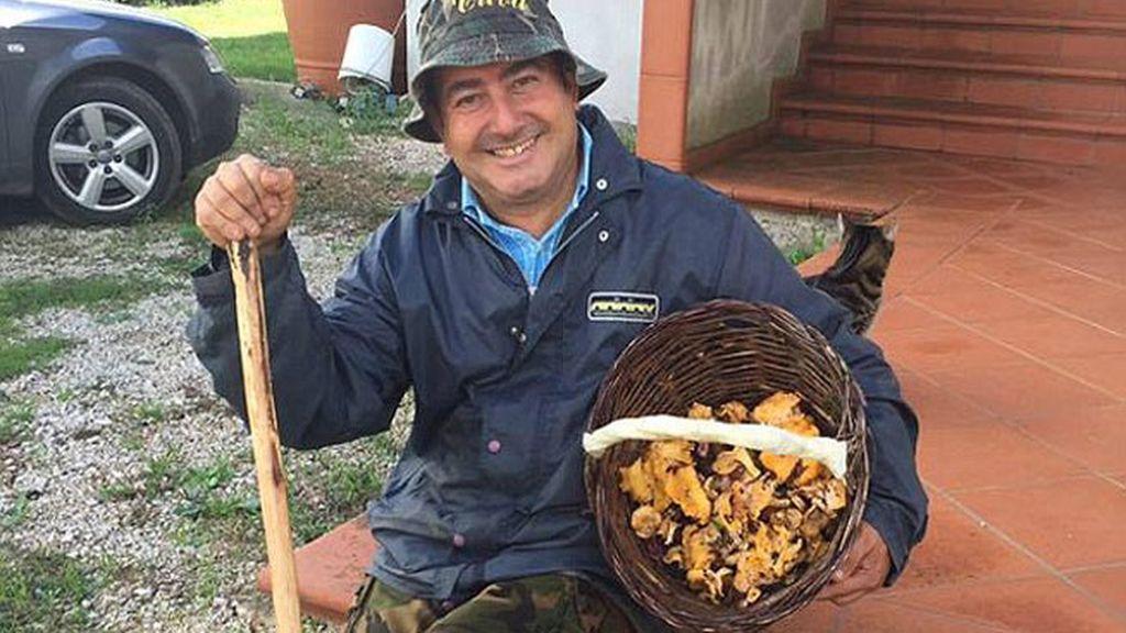 Giacomo Dell'Otto, de 52 años, y toda su familia han muerto en su casa de vacaciones