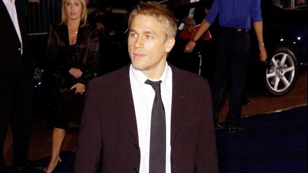 Charlie Hunnam será el protagonista de '50 sombras de Grey'