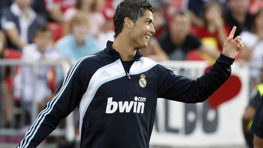 Cristiano Ronaldo ya está a las órdenes de Queiroz