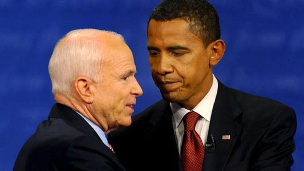 Obama vs McCain