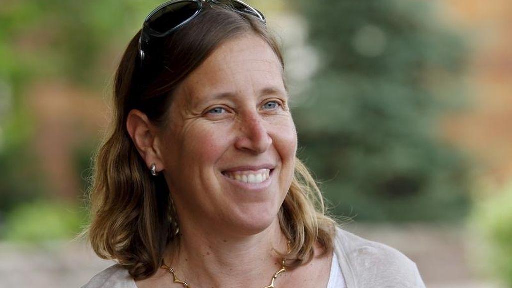 Susan Wojcicki, número 8 entre las 100 mujeres más poderosas
