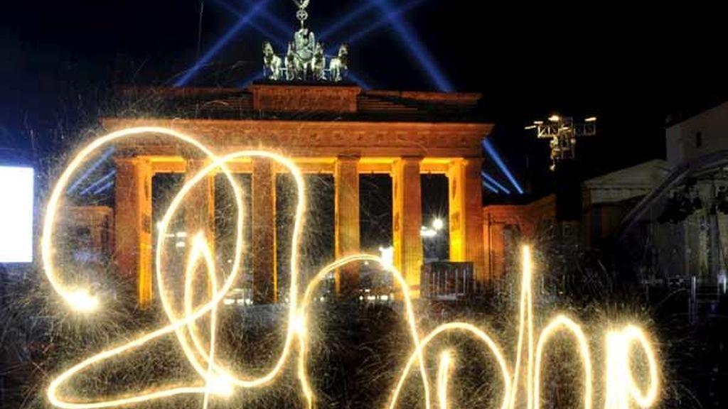 20 años de la caída del Muro de Berlín