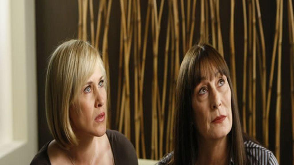 Cynthia ayudará a Allison en sus casos