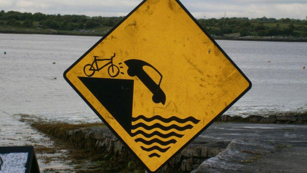 Bicicletas peligrosas