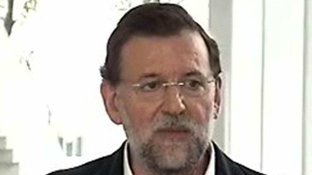 Rajoy dice que no es justo para los ciudadanos demorar más la reforma laboral