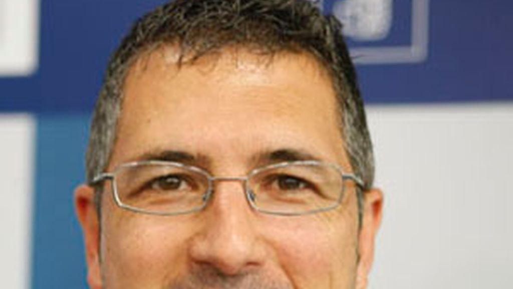 El socialista Hugo Morán