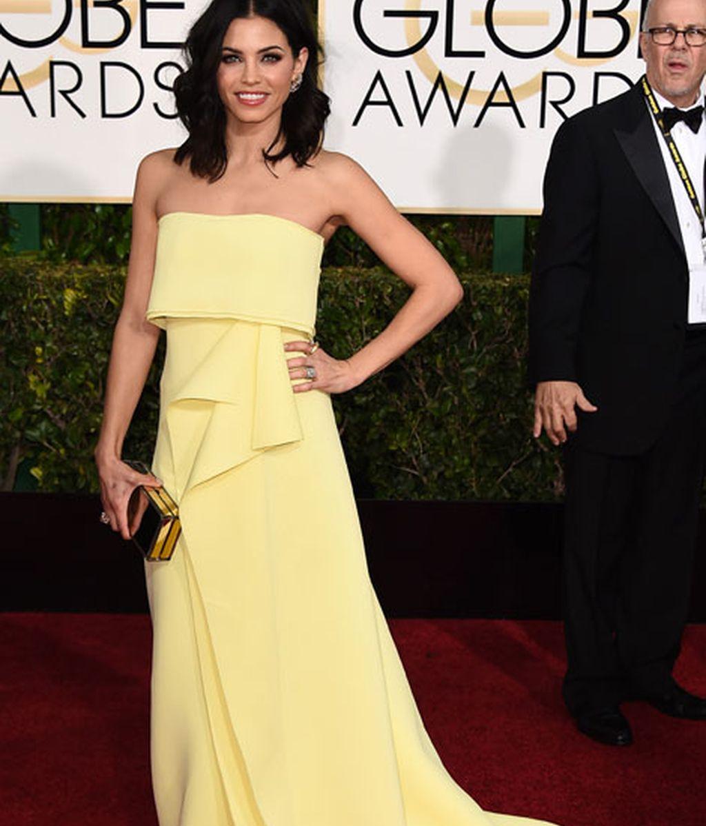 Jenna Dewan Tatum de Carolina Herrera