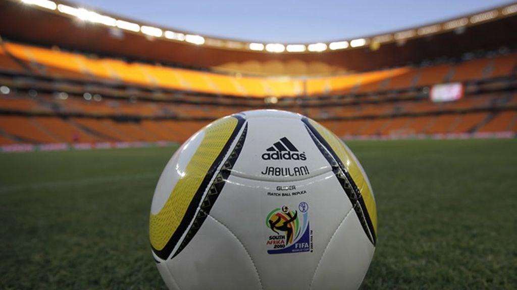 Jabulani, el balón del Mundial