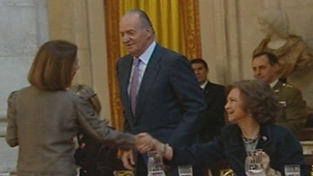 El Rey impulsa la idea del pacto de Estado y el PSOE anuncia una ronda de contactos
