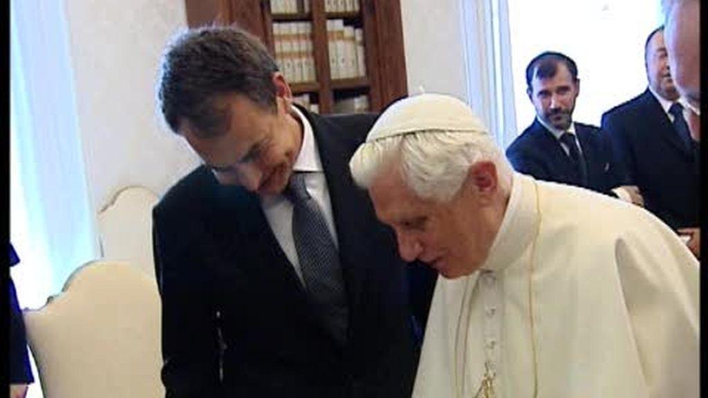 Diferencias entre el Vaticano y el Gobierno de Zapatero