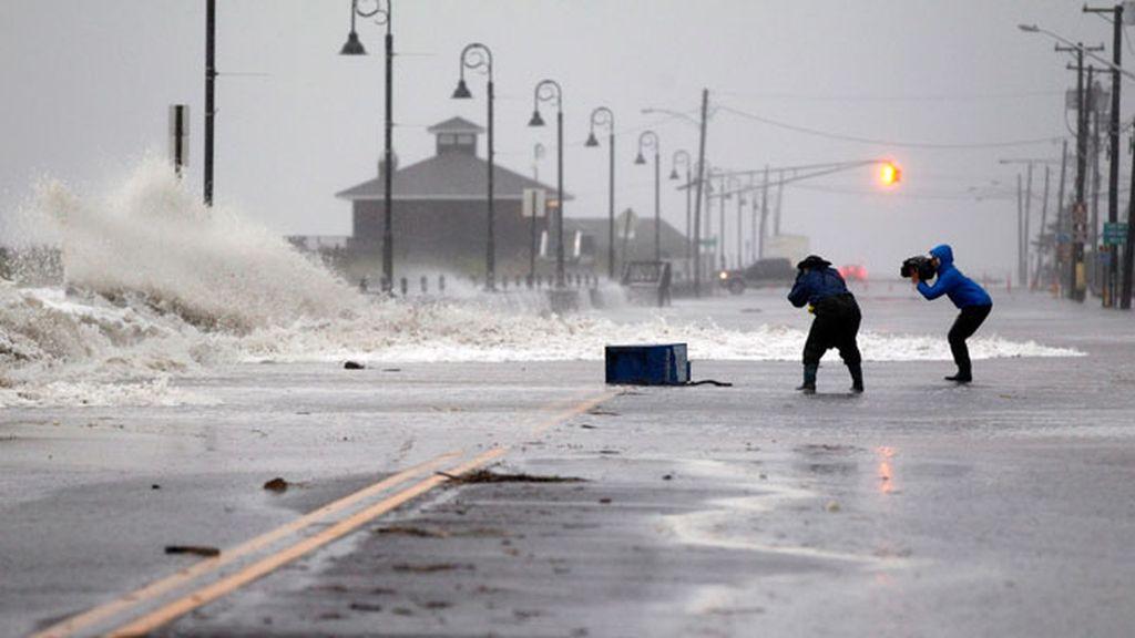New Jersey, azotada por Sandy