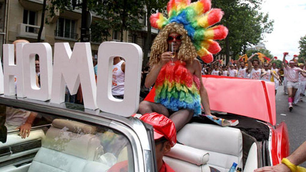 Celebaración del 30º aniversario del Día del Orgullo Gay