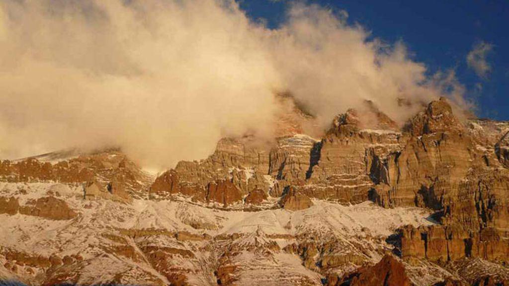 Vinson, pirámide de Carstensz y Aconcagua