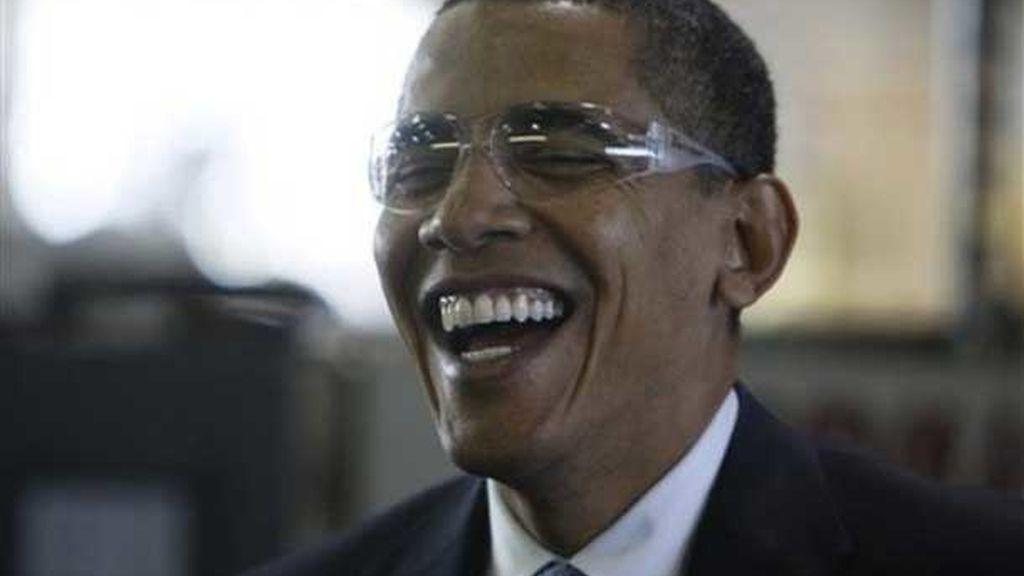 Obama, tres días antes de su toma de posesión