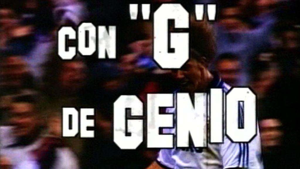 """Con """"G"""" de genio"""