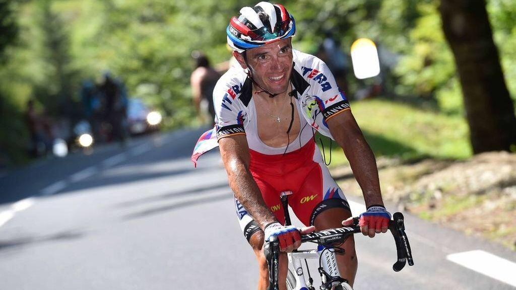 Vuelta a España,Purito Rodriguez,Alejandro Valverde